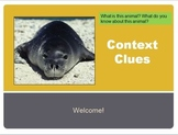 Using Context Clues Power Point Presentations