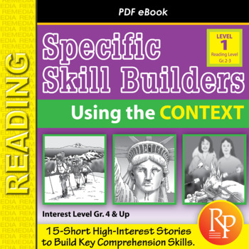 Using Context Clues (Reading Level 2.0-3.5)