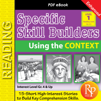 Using Context Clues (Reading Level 2.0-3.5) - Enhanced