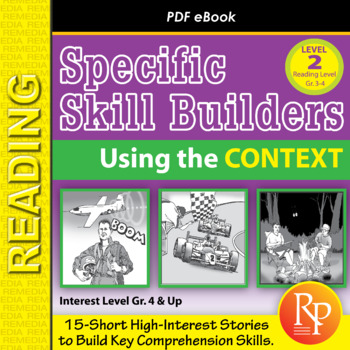 Using Context Clues (Reading Level 3.0-4.5)