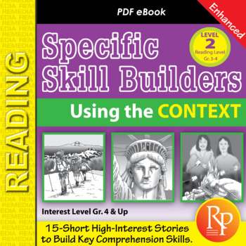Using Context Clues (Reading Level 3.0-4.5) - Enhanced