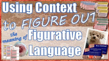 Using Context to FIGURE OUT Figurative Language