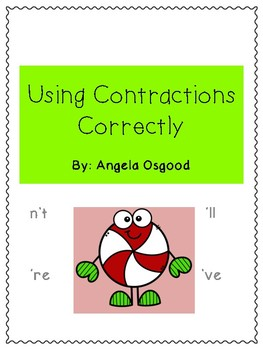 Using Contractions Correctly