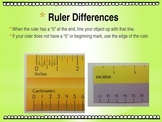 Using Customary Units of Length (5th EnVision Math Power Point)