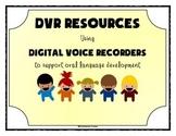 ELL Language Development with DVRs