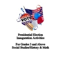 Using Decimals in the Real World:  Presidential Inauguration Activities