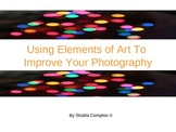 Using Elements of Art To Improve Your Digital Photography