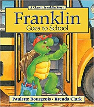 Using FRANKLIN books to study patterns in picture books