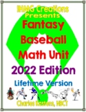 Fantasy Baseball Unit: An Engaging Way to Reinforce Math S