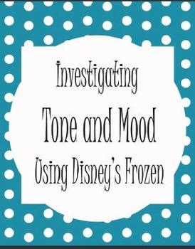 Using Frozen for Mood vs Tone