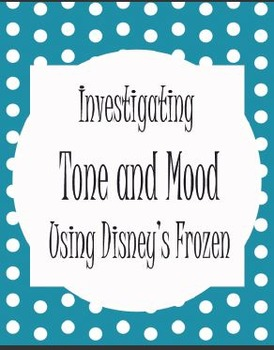 Using Frozen for Mood vs Tone