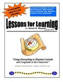 Using Geocaching to Illustrate Latitude and Longitude in t