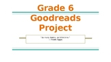 Using Goodreads as a Read & Respond platform