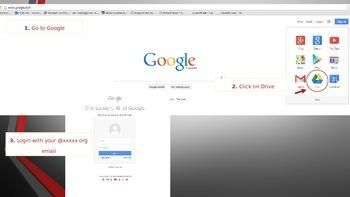 Using Google Drawing