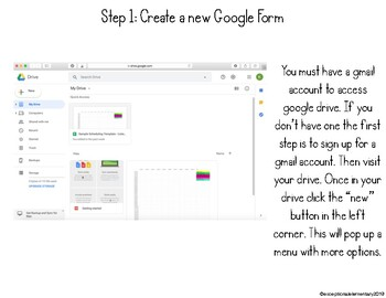 Using Google Forms to collect IEP data: a how to guide