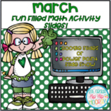 Using Google or Power Point Slides for Fun Filled March Ma