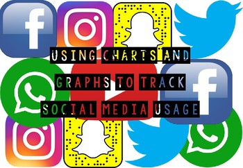 Using Graphs and Charts to Track Social Media Usage