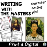 ESL Beginners and Intermediate Writing Activities: Writing With the Masters