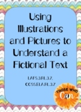 Using Illustrations to Understand Fictional Texts
