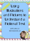 Using Illustrations to Understand Fictional Texts- FREEBIE