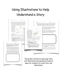 Using Illustrations to Understand a Story Packet