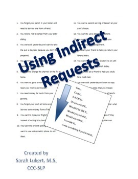 Using Indirect Requests