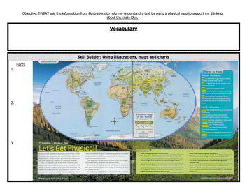 Using Information from Illustrations as Evidence