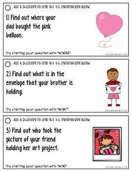 Using Interrogative Reversals to Gain Information: Valentine Edition