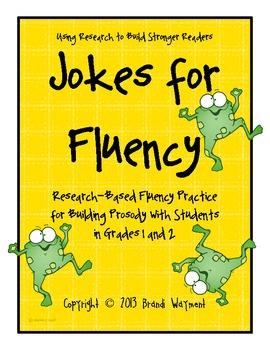 Using Jokes for Fluency Practice
