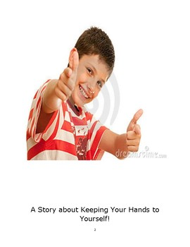 Using Kind Hands Social story