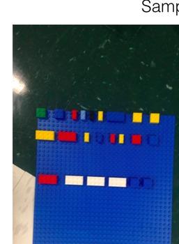 Using Legos to teach Rhythmic Notation (quarters, eighths
