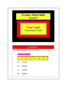 Using Length-Customary Units