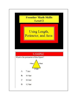 Using Length, Perimeter,and Area