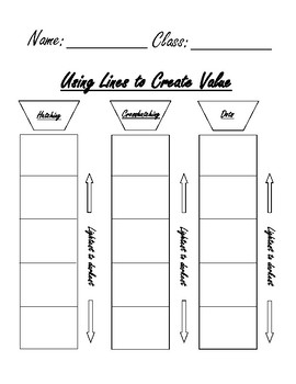 Using Lines to Create Value