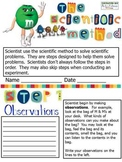 Using M & Ms to Explore The Scientific Method!