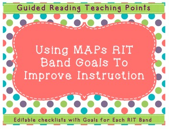 Using MAPs RIT Band Goals for Differentiation and Guided R