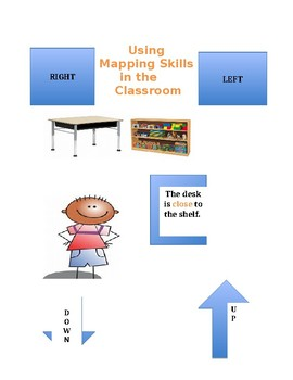 Using Mapping Skills in the Classroom