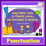 Punctuation Practice Games & Activities