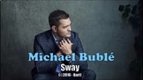 Using Michael Buble's 'Sway' to Identify Personfication