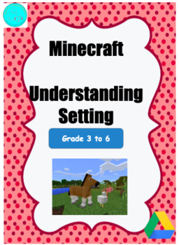 Using Minecraft to teach setting