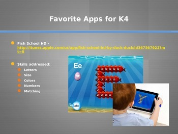 Using Mobile Technology in Preschool and Elementary PowerPoint