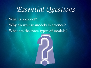 Using Models in Science