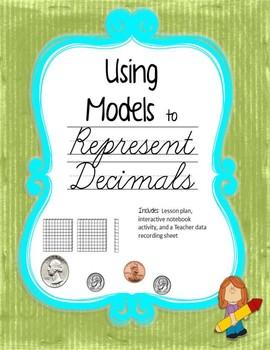Using Models to Represent Decimals