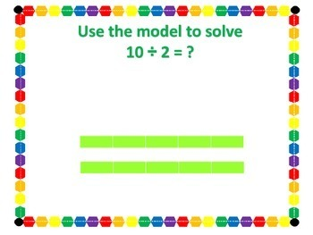 Using Models to Solve Division Problems