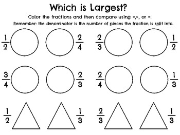 Using Models to Understand Fraction Skills - Identify-Comp
