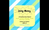 Using Money Flip Chart