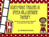 Using Movie Trailers in Speech and Language Therapy