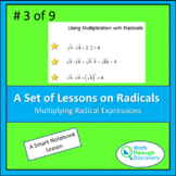 Algebra 1 - Multiplying Radical Expressions