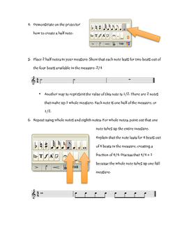 Using Music to Teach Fractions