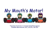 Using My Voice! Activities for Selective Mutism (SM)/Limited Verbal Participatio